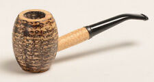 Missouri Meerschaum Country Gentleman Bent Stem Smoking Corncob Pipe - 5617