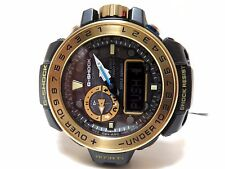 G-SHOCK SOLAR MULTI BAND TRIPLE SENSOR MEN'S WATCH,  GWN1000GB-1A, NIB