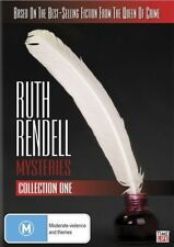 Ruth Rendell Mysteries: Collection 1 (DVD, 10-Disc Set)  Region 4