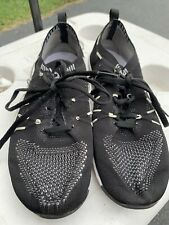 New listing Nfinity Flyte Cheer Shoes - Size 8- Black Cheerleading Shoes - USED