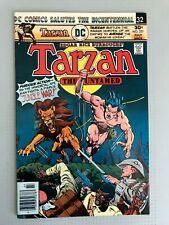 Tarzan The Untamed #251 July 1976 Edgar Rice Burroughs DC Comics