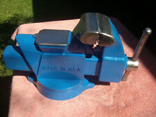 New Listingcolumbian Made In Usa Bench Vise D 44 4