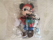 2001 FISHER PRICE DISNEY'S MICKEY HOLIDAY FRIEND - NEW STILL SEALED