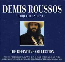 Demis Roussos - Forever And Ever (NEW CD)