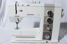 Bernina Record 930 Electronic Sewing Machine /w Case & Accessories