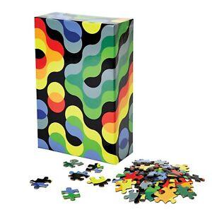 Dusen Dusen Pattern Puzzle Jigsaw byAreaware  – Arc (500 pcs)