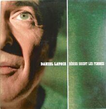 """DANIEL LAVOIE - CD SINGLE PROMO """"BÉNIES SOIENT LES FEMMES"""""""