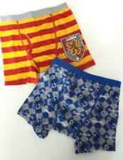 boys HARRY POTTER gryffindor BOXER BRIEFS size 6 - Kids 2 pack Youth New nwot