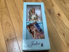 "Tonner ""Julia"" Doll Pendant Historical Romance"
