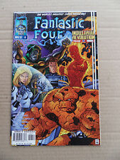 Fantastic Four (vol 2) 6  . Jim Lee - Marvel / Wildstorm - 1997  -    VF / NM