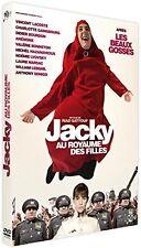 DVD *** JACKY AU ROYAUME DES FILLES *** Vincent Lacoste ( neuf sous blister )