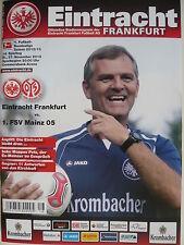 Programm Stadionheft | Eintracht Frankfurt - FSV Mainz 05 | 27.11.12 | **NEU**