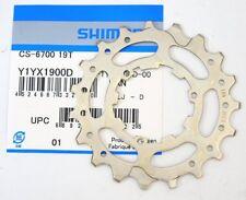 Geniune Shimano Ultegra Cs-6700 10 Speed 19t Cog for 11-25/28 12-30 Cassette