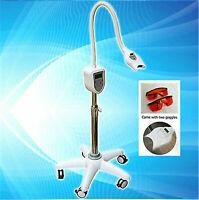Dental Mobile Teeth Whitening Machine Lamp Bleaching 6 LED Light Accelerator US