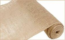 Burlap 12 inch on 10 yard roll rk9017 NEW Wreath & Craft Supply SB