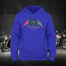 SUDADERA TRIUMPH MADE IN GREAT BRITAIN HOODER SWEATER PULLOVER PULL SWEAT FELPA