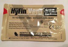 Hyfin Vent Chest Seal - North American Rescue - Exp 2021 10-0029