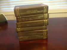 Matthew Henry's Commentary COMPLETE SET Volumes 1-6