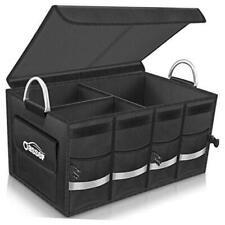 Trunk Organizer Cargo Organizer Trunk Storage Waterproof Collapsible Durable