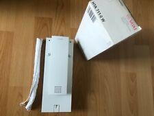 SIEDLE Telefon Haustelefon HTA 711-0 W Analog Sprechanlage weiß Neu Verp
