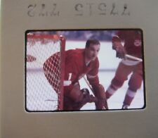 ROGER CROZIER Detroit Red Wings Buffalo Sabres Capitals ORIGINAL SLIDE 7