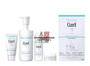 Curel HYDRATION INTENSE Trial Travel Kit Set for Dry Sensitive Skin Moisturiser