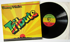 Bunny Wailer - Tribute   --LP-- 1982  -- Tribute to Bob Marley --