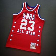 100% Authentic Michael Jordan Mitchell Ness 1989 All Star Jersey Size 40 M Mens