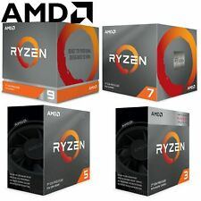 AMD Ryzen 3000 Series 3950X 3900XT 3800XT 3700X 3600XT AM4 Processors PC CPU