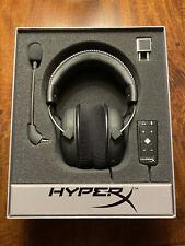 HyperX Cloud II Pro Gaming Headset, 7.1 Surround Sound, Gun Metal