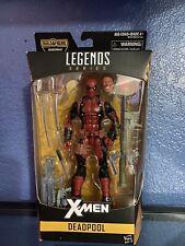 Marvel Legends Deadpool Juggernaut BAF Series