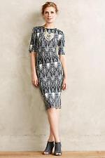 New Anthropologie Piche Dress by Sam & Lavi Sz L Slim Column Size Large $158