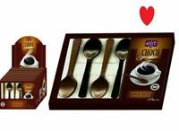 Novelty Gift hot chocolate spoons party stocking filler after dinner