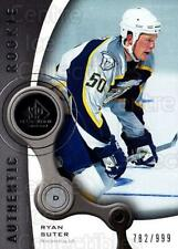 2005-06 Sp Game Used #138 Ryan Suter