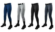 CHAMPRO SPORTS DONNA Torneo Tradizionale, Vita Bassa Fastpitch Softball Pants
