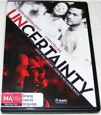 UNCERTAINTY----(Dvd)
