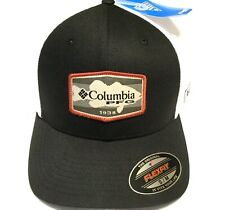 RARE COLUMBIA PFG FLEX FIT HAT - Performance Fishing Gear ~ Tarpon Springs ~ S/M