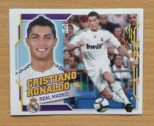 CRISTIANO RONALDO REAL MADRID CF EDICIONES ESTE 2010 2011 LIGA 10 11