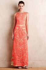 $398 NEW ANTHROPOLOGIE BHLDN La Belle Epoque Gown by Pankaj & Nidhi sz. 4