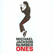 Number Ones - Michael Jackson CD Epic