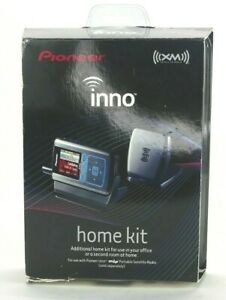 NEW XM Satellite Radio Pioneer INNO Home Kit for your XM2Go or GEX-INNO2BK XM