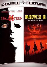 Halloween 2 (1981) / Halloween 3: Season of the Witch (2 Disc) DVD NEW
