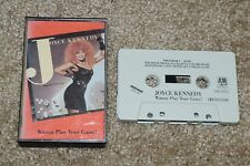 Joyce Kennedy~Wanna Play Your Game~1985 Electro Funk~Cassette~FAST SHIPPING