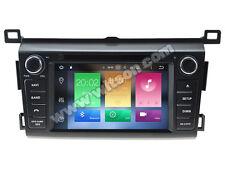 AUTORADIO Android 6.0 Navigatore Gps Mp3 sd octa Core TOYOTA RAV4 2013-2014