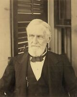 Confederate President Jefferson Davis Post-War New 8x10 US Civil War Photo