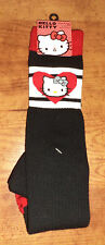 Hello Kitty Knee High Socks, Shoelaces & Bracelet, Polyester, NWT