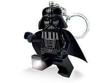 LEGO STAR WARS DARTH VADER KEY-CHAIN LED TORCH BRAND NEW GREAT GIFT 3""