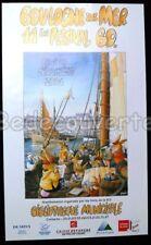 Affiche Poster festival BD JOUANNIGOT 44X70