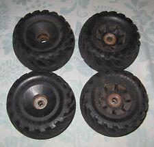 XT Wheelz A/T Off Road Longboard Skateboard Wheels Wheel Set of 4 #1565