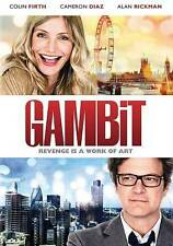 Gambit (DVD, 2013) Disc Only  32-24